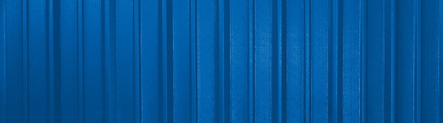 trapezoidal azul