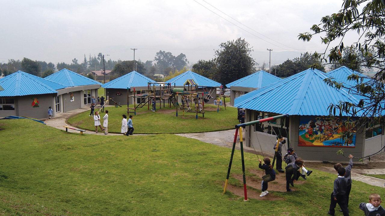 Colegio Nueva Granada Cota - Cundinamarca