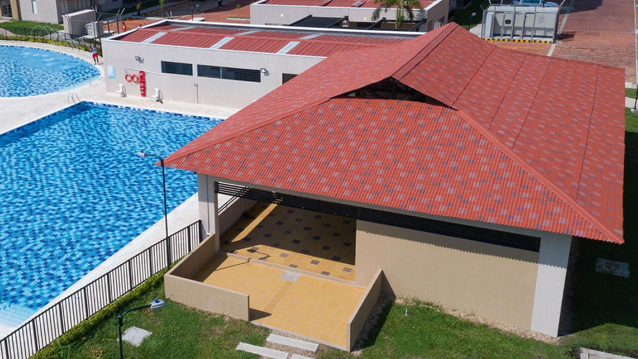 Proyecto Las Palmas, Conjunto Caranday Ricaurte - Cundinamarca
