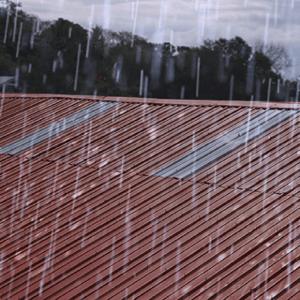 cubierta temporada lluvias